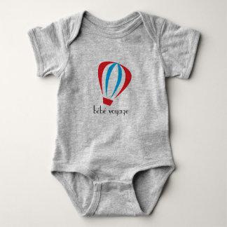 BeBe Voyage Logo Baby Bodysuit