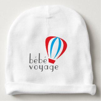 Bebe Voyage Logo Hat Baby Beanie