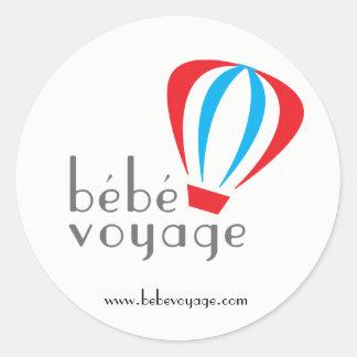Bebe Voyage Sticker