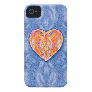Bebopo Heart iPhone 4/4S Case