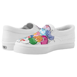 Bebuddies® Slip on Tennis Shoe