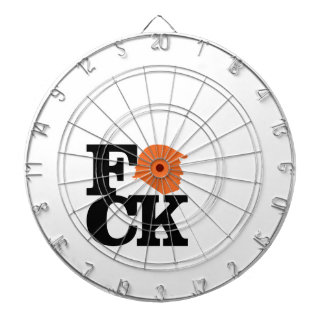 Because FTCK Trump Dartboard