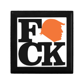 Because FTCK Trump Gift Box