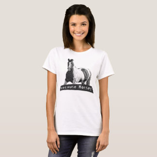 Because Horses T-Shirt