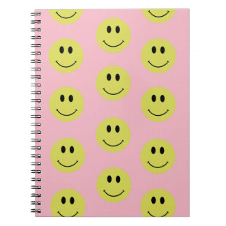 """Because I'm Happy"" Notebook"