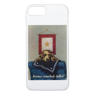 Because Somebody Talked iPhone 7 Case