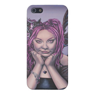 because you're mine gothic faery i phone 4 case iPhone 5 case