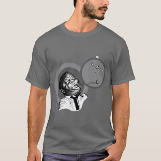 Bechet - BW circles dark T-Shirt