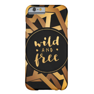 BeChipkoo Wild & Free Barely There iPhone 6 Case