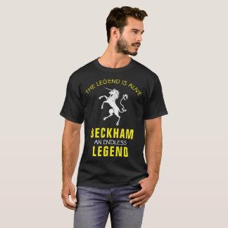 Beckham an endless Legend T-Shirt