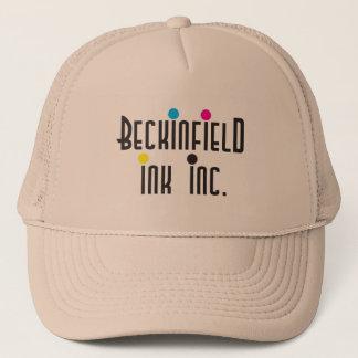 Beckinfield Ink inc Trucker Hat