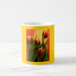 Becky's Tulips jGibney Signature Greenville SC The Coffee Mug