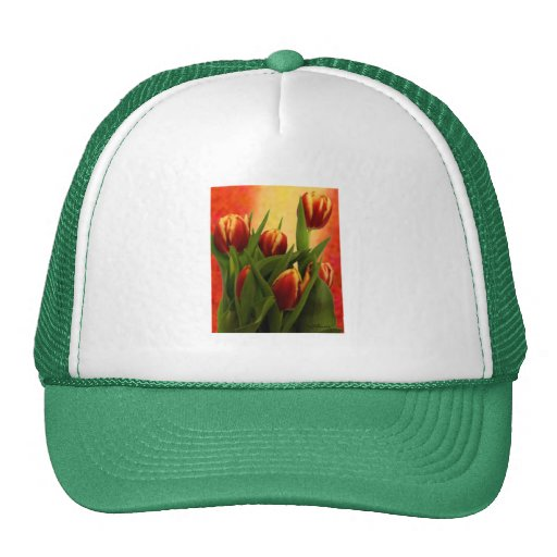 Becky's Tulips jGibney Signature Greenville SC The Hat