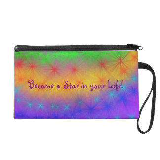Become a Star in your Life! BAStar! Wristlet