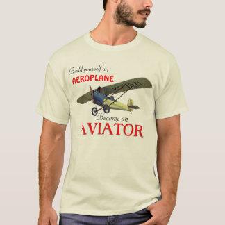 Become an Aviator! T-Shirt