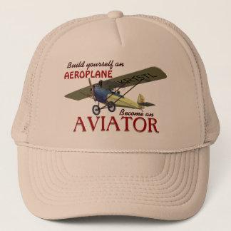Become an Aviator Trucker Hat