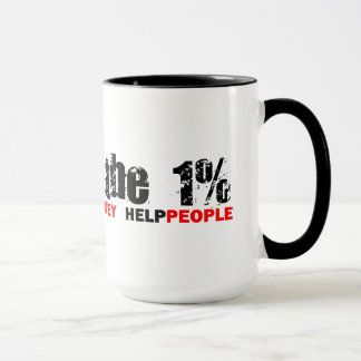 Become the 1% mug