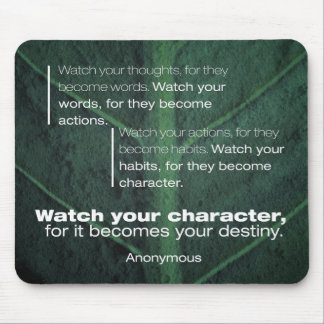 Becomes Your Destiny Mouse Pad