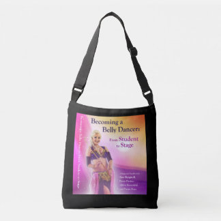 """Becoming a Belly Dancer"" book bag"