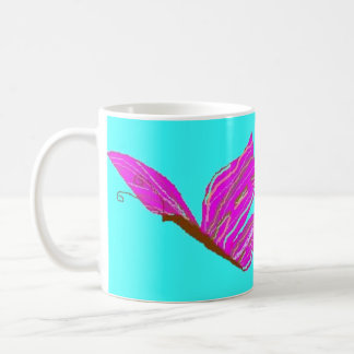 Becoming a Butterfly - mug