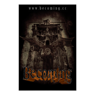 BECOMING - Sonic Reaper Poster