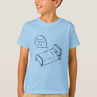 Bed Joke Shirt and Apparel