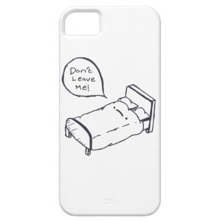 Bed Joke Shirt and Apparel iPhone 5 Cover