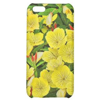 Bed of Mini Flowers iPhone 5C Case