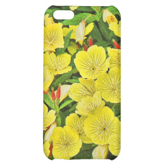 Bed of Mini Flowers iPhone 5C Cover