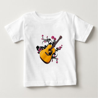 Bed of Roses Baby T-Shirt