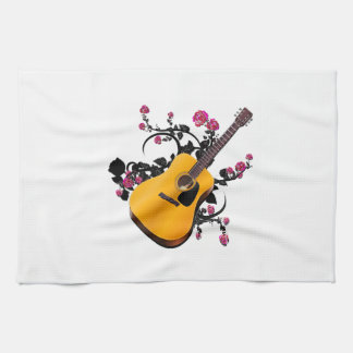 Bed of Roses Kitchen Towel