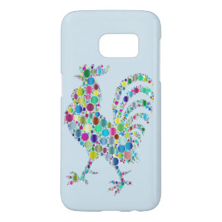 Bedazzled Chicken Phone Case