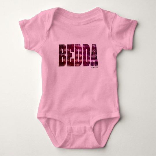 Bedda Baby Tee Shirt