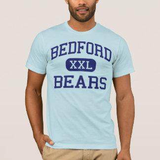 Bedford Bears Middle Westport Connecticut T-Shirt