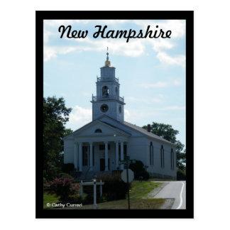 Bedford, New Hampshire Postcard