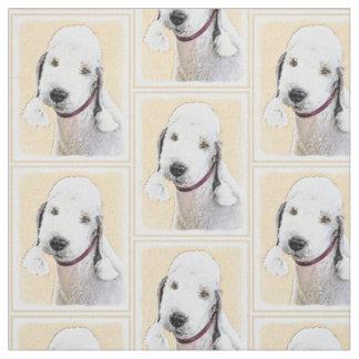 Bedlington Terrier 2 Fabric