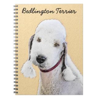 Bedlington Terrier 2 Notebook
