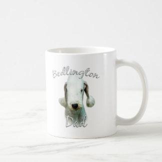 Bedlington Terrier Dad 2 Coffee Mug