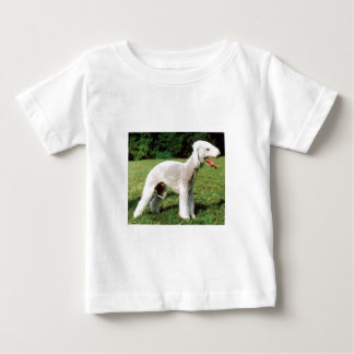 Bedlington Terrier Dog Baby T-Shirt