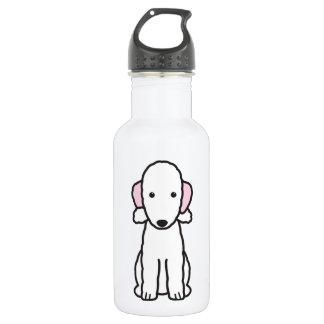 Bedlington Terrier Dog Cartoon