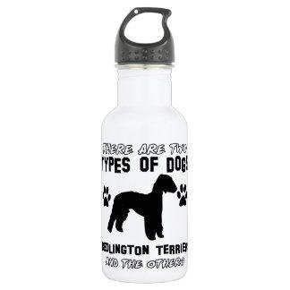 Bedlington Terrier dog designs