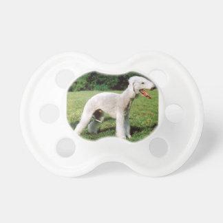 Bedlington Terrier Dog Pacifier