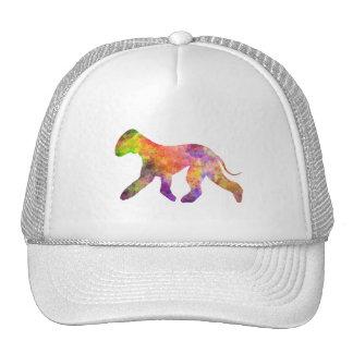 Bedlington Terrier in watercolor 2 Trucker Hat