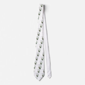 Bedlington Terrier Mom 2 Tie