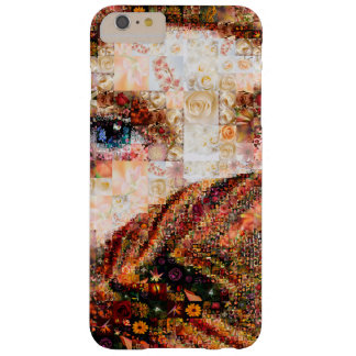 Bedouin woman-bedouin girl-eye collage-eyes-girl barely there iPhone 6 plus case