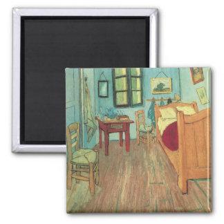 Bedroom in Arles by Vincent van Gogh Magnet