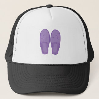 Bedroom Slippers Trucker Hat