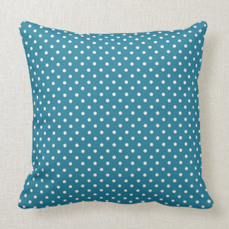 Bedroom-Sweet-Dreams_Cottage-Blue_Pillow Throw Pillow