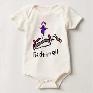 Bedtime! Baby Bodysuit