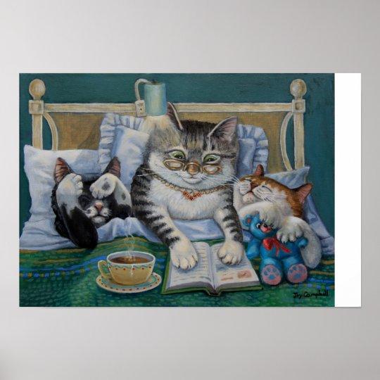 """Bedtime"" Poster"